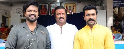 Aham Brahmasmi movie opening