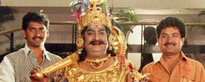 25 Years For SV Krishna Reddy, K Atchi Reddy's 'Ghatotkachudu'