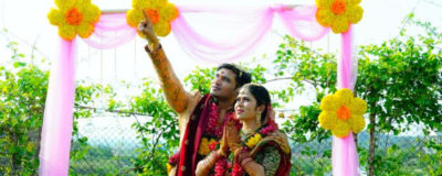 Nikhil Marriage Event pics