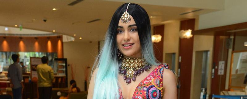 Adah Sharma New Photos