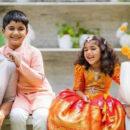 AlluArjun Dussehra celebrates with his family