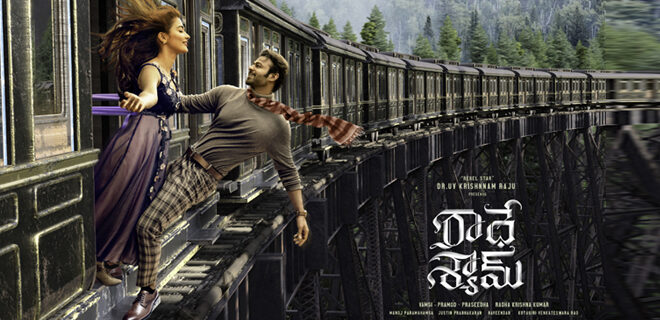RadheShyam release a motion Poster