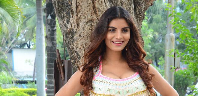 Anveshi Jain New Photos