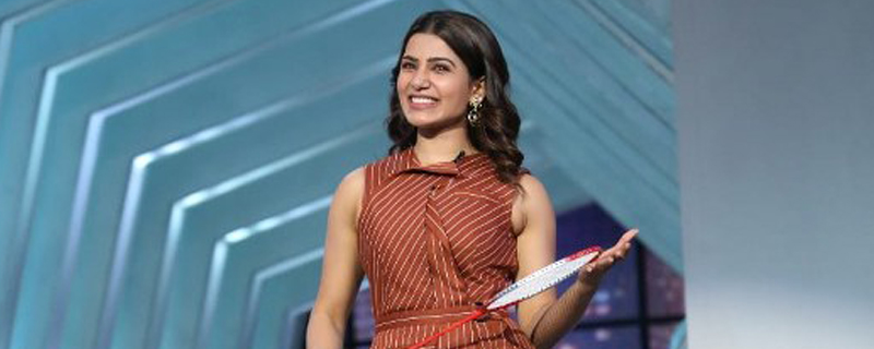 Samantha Akkineni New Stills