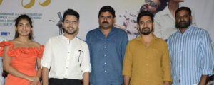 Mr and Miss movie Trailer Launch Press meet
