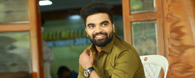 Pradeep Machiraju New Photos
