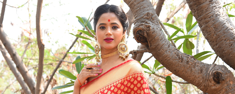 Amrita Halder New Photos