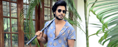 Sandeep Kishan Interview Photos