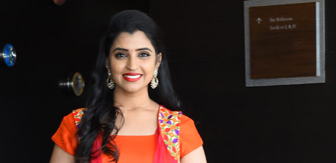 Anchor Shyamala New Photos