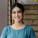 Priya Prakash Varrier interview Photos