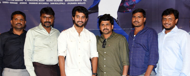 Atithi Devobhava Movie First look Launch Photos