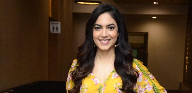 Ritu Varma interview Photos