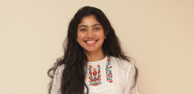 Sai Pallavi interview Photos
