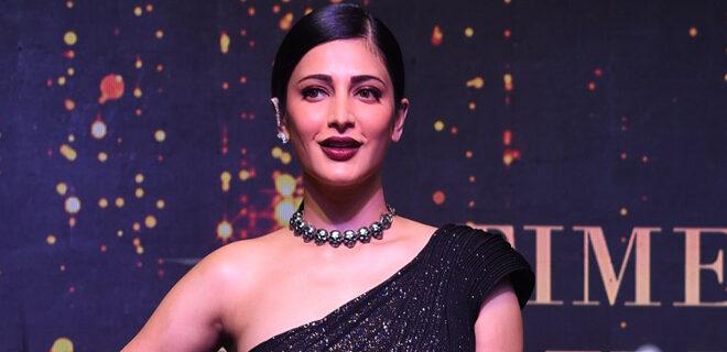Shruti Haasan New Photos