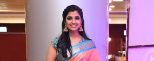 Shyamala New Photos